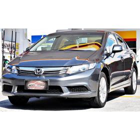 Civic Lxs 1.8 Automático 2013