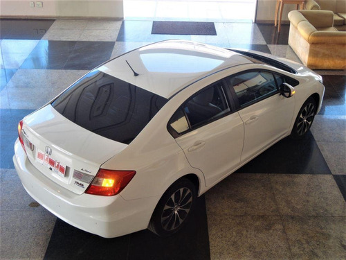 civic sedan lxr 2.0 flexone 16v aut. 4p