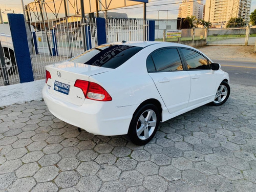 civic sedan lxs 1.8 1.8 flex 16v mec. 4p