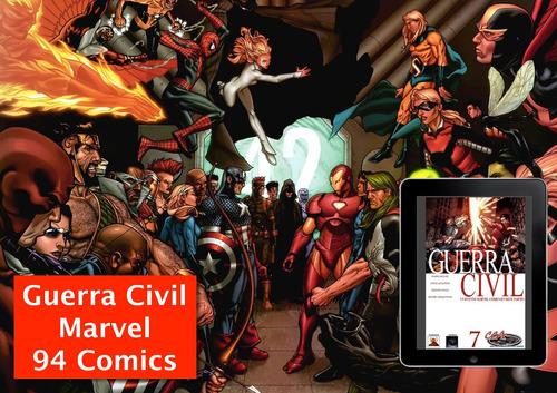 civil marvel comics