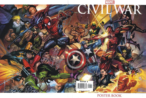 civil war coleccion