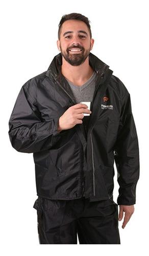 cj capa chuva motoqueiro nylon c/capuz 1101 full pioneira
