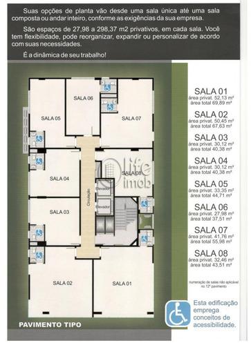 cj. comercial / sala  localizado(a) no bairro centro em são leopoldo / são leopoldo  - 2261