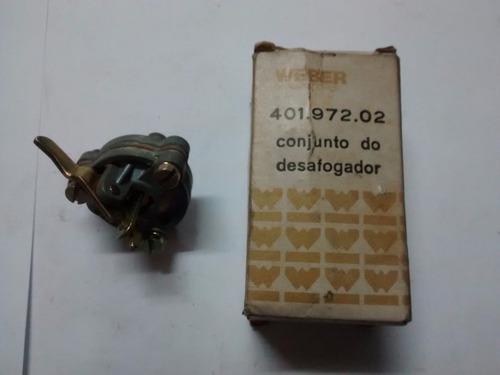 cj desafogador carburador weber gm fiat ford vw 401972-02