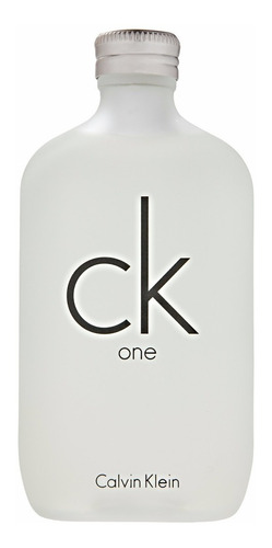 ck one 200ml de calvin klein edt