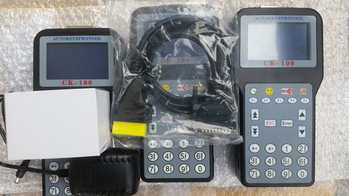 ck100 v46.02 nuevos equipo programador de llaves universal