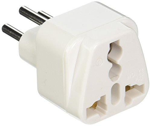 ckitze b11an adaptador de enchufe universal con conexión a t