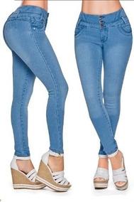 1163750670 Jeans Pantalones Modernos Moda Gordibuenas - Pantalones y Jeans Jean ...