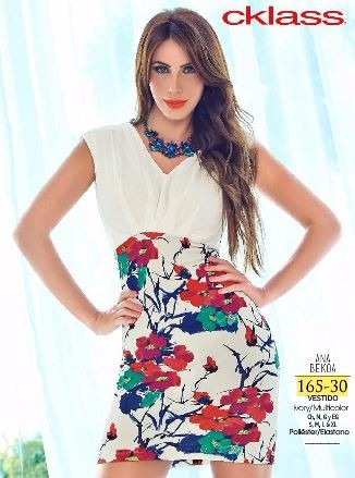 a1cf57d44c Cklass Vestidos 165-30 Primavera-verano 2015 -   360.00 en Mercado Libre