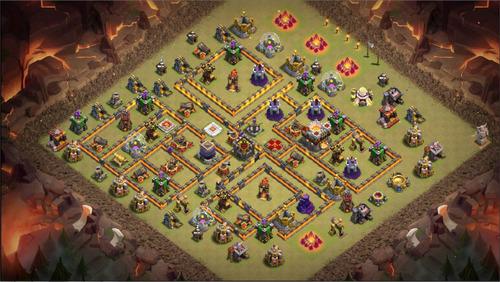 clahs of clans: th 11 - key steam -cs go - csgo