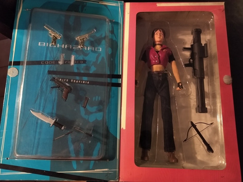 claire redfield resident evil figura