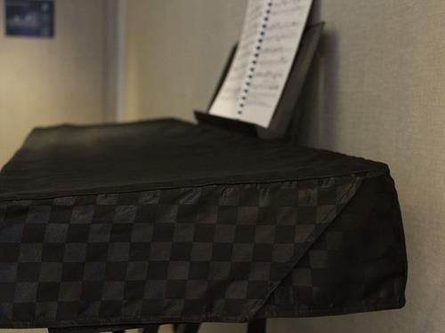 clairevoire cubierta de piano digital para yamaha dgx 660
