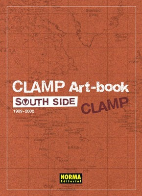 clamp art-book south side - 1989-2002 - norma
