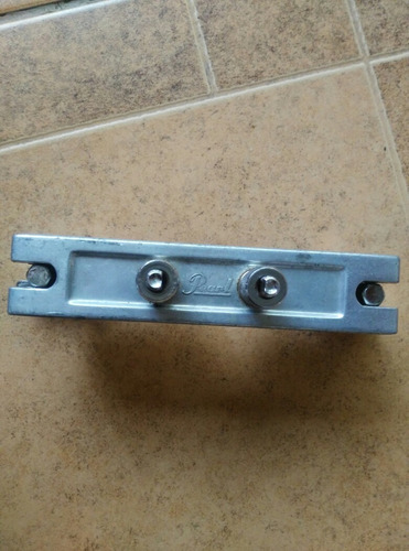 clamp para bateria pearl (grapa,tama,holder,soporte,atril)
