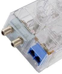 clamper multi proteção 8 tomadas surto anti raio + brinde