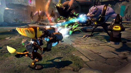 clank: ps3 ratchet and