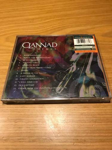 clannad themes cd importado usa 1995