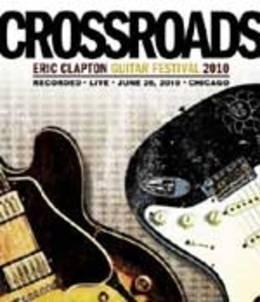 clapton eric crossroads guitar festival 2010 dvd x 2 nuevo