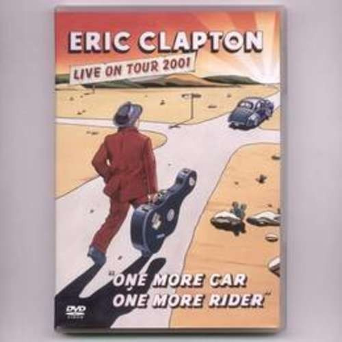 clapton eric one more car  one more rider -dvd5- dvd nuevo