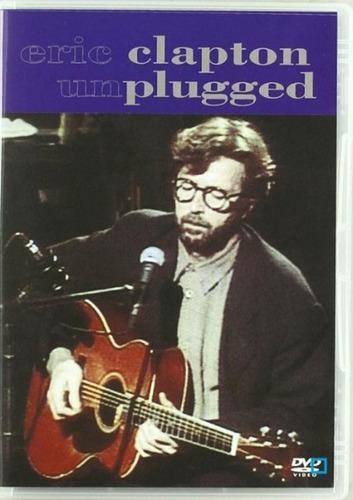 clapton eric unplugged -dvd5- dvd nuevo