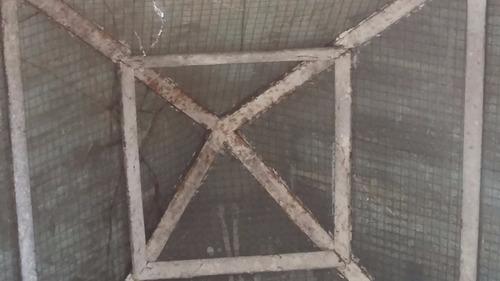 claraboya ,piramidal chapa doblada 16 liquido