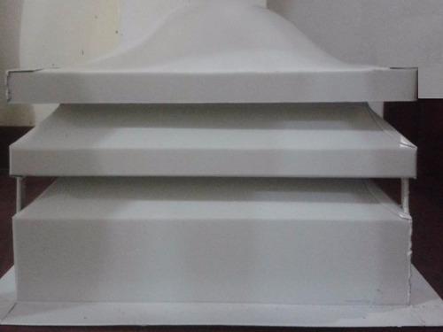claraboyas cupulas medidas personalizadas acrilicos a medida