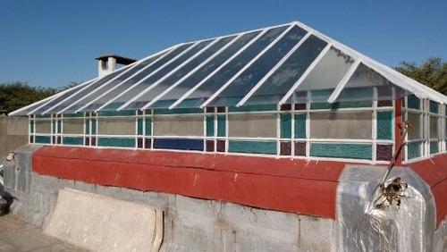 claraboyas ,especialistas,recambio de vidrios,mantenimiento,