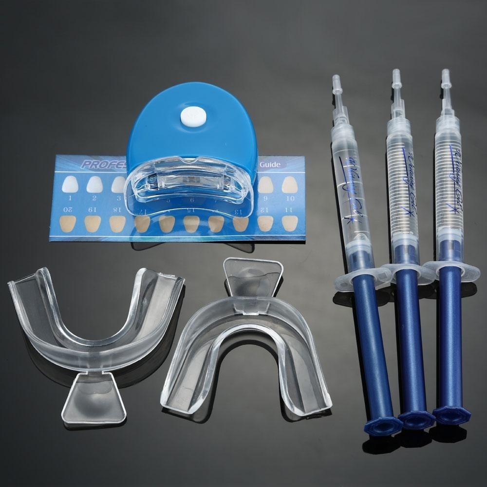 Clareamento Dental 44 Original10 Seringas Led Promocao R 35 99 Em