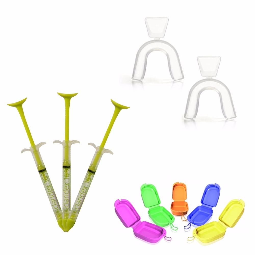 Clareamento Dental Caseiro Kit Claridex 16 R 72 90 Em Mercado Livre