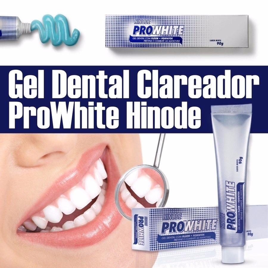 Clareamento Familia Barato Caseiro Gel Creme Dental Hinode R 159