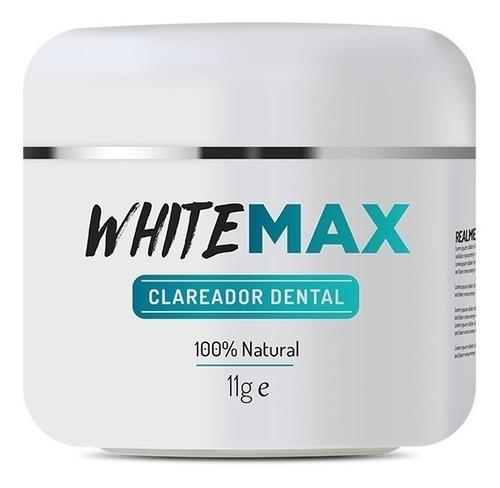 clareamento remoção de manchas dentes carvão whitemax