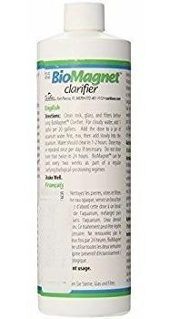 clarificador de agua bio magnet de caribsea, 250 ml