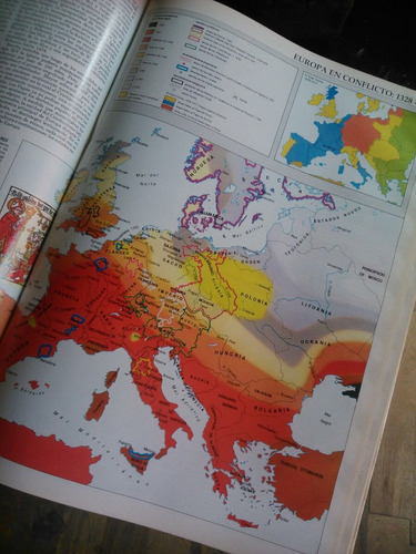 clarín. atlas de la historia universal