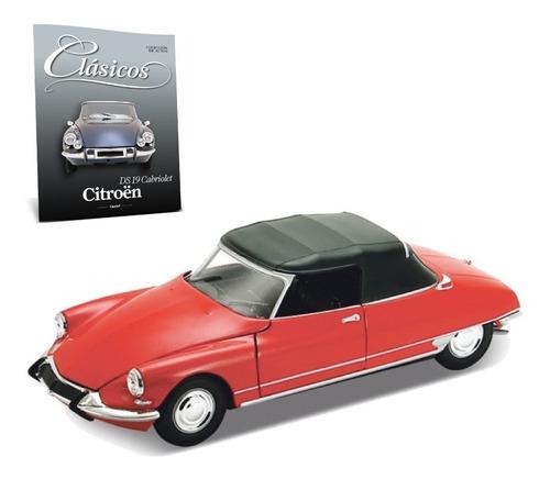 clarín colección autos clásicos set 5 de 3 autos
