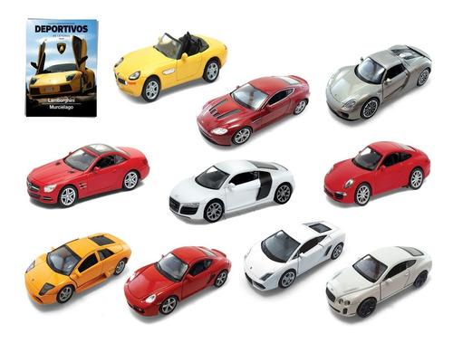 clarín colección autos deportivos