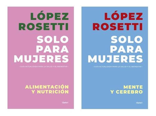clarín colección completa mujeres de lopez rosetti