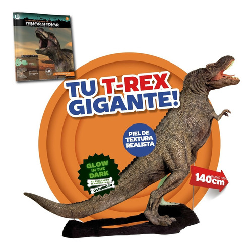clarín colección el increíble mundo de los dinosaurios-e. 66