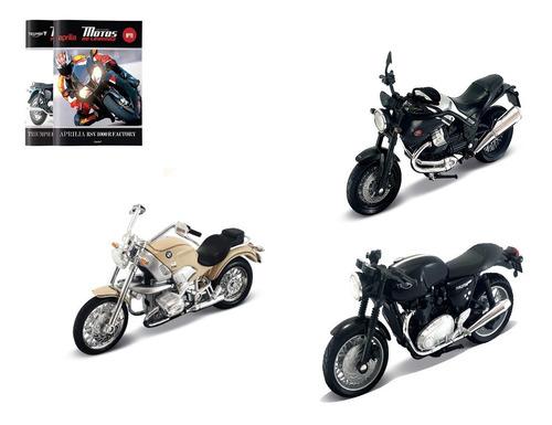 clarín colección motos de leyenda