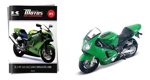 clarín colección motos de leyenda set 2 con 4 motos