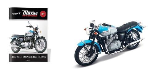 clarín colección motos de leyenda set 3 con 4 motos