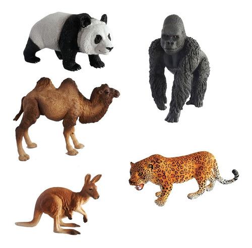 clarín colección mundo animal nat geo set 3 con 5 entregas