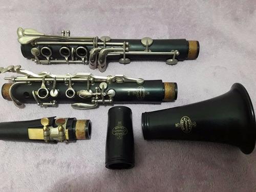 clarinete buffet crampon b10 paris