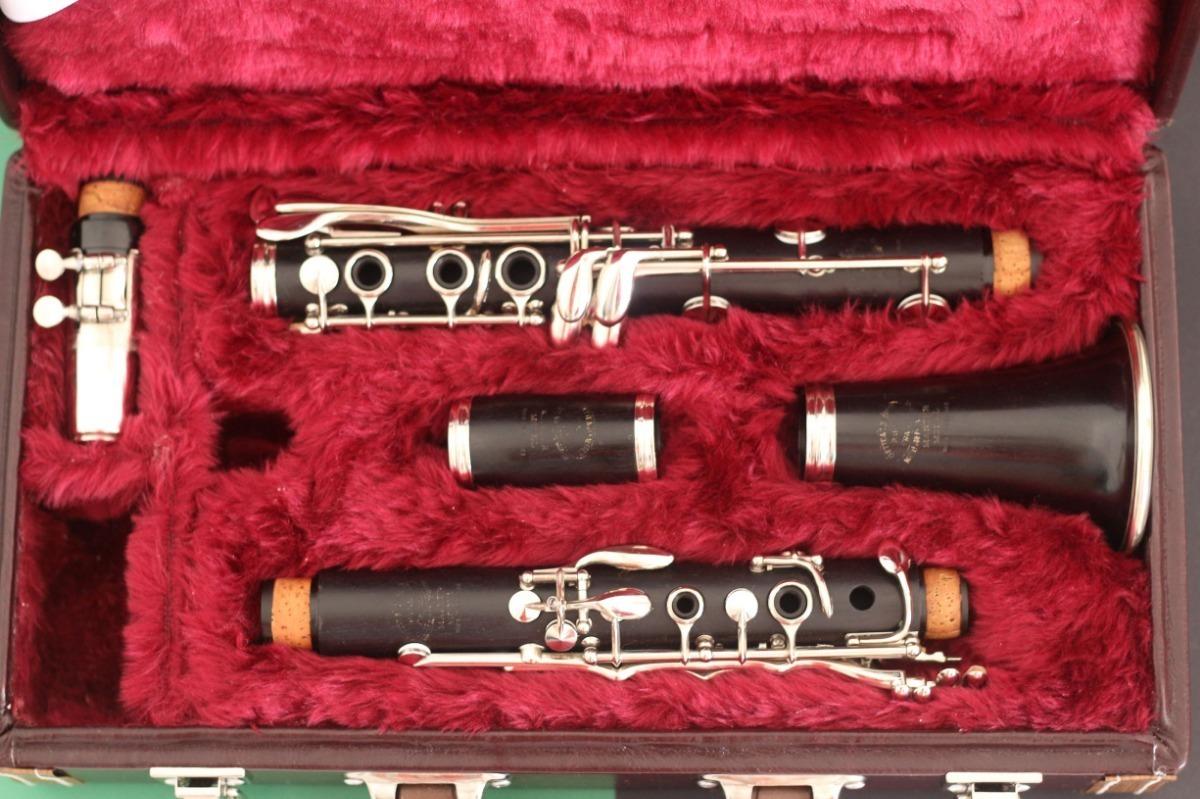 Pleasant Clarinete Buffet Crampon Evette Schaeffer Master Model R13 Download Free Architecture Designs Scobabritishbridgeorg