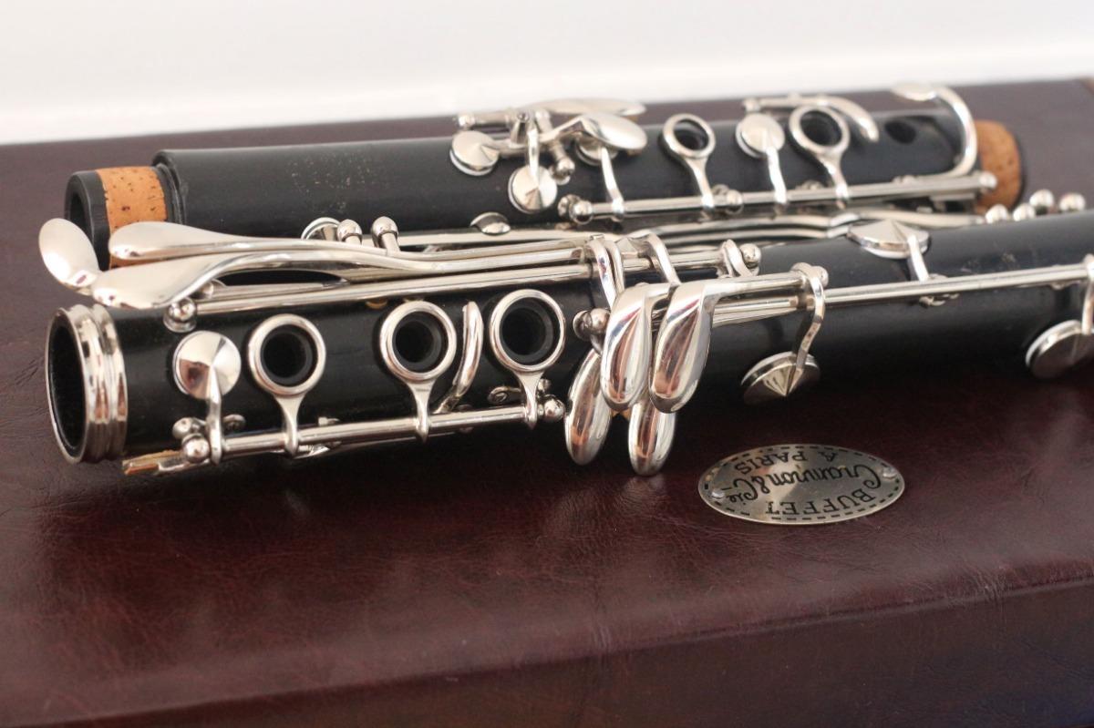 Superb Clarinete Buffet Crampon Evette Schaeffer Master Model R13 Download Free Architecture Designs Scobabritishbridgeorg