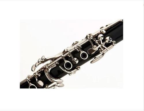 clarinete eagle sib 17 chaves -- sistema boehm cl04n - c/ nf