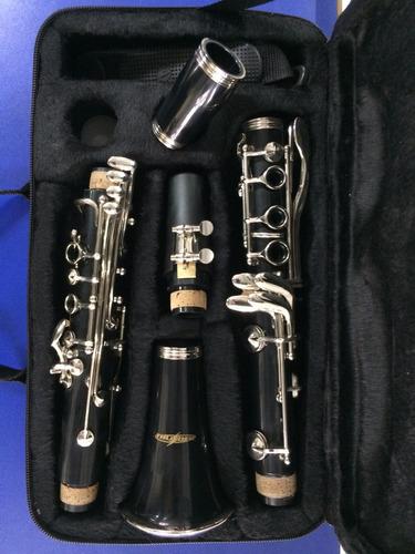 clarinete estudiantil thunder