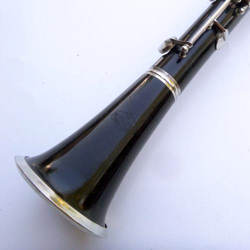 clarinete francês em sib - evette / sponsored by buffet