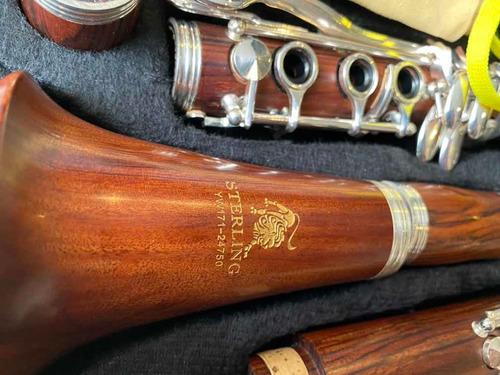 clarinete soprano sterling - australia
