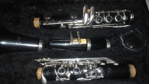 clarinete weril 18 chaves em do