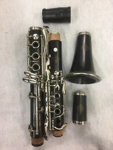 clarinete wolf , procedencia australiana